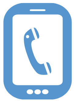 telephone number icon Natural Elements Acupuncture Clinic
