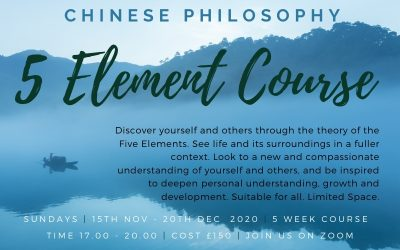 5 Element Course 2020 | Chinese Philosophy & Personal Growth